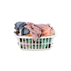 laundry basket stock photo | Pixmac ❤ liked on Polyvore