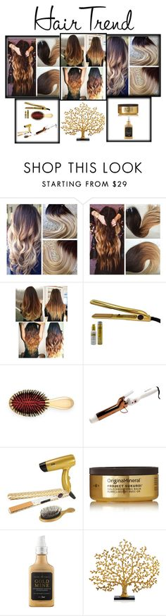 """""""Untitled #38"""" by foreverbeauty1210c on Polyvore featuring beauty, AERIN, Revlon, CHI, Original & Mineral, Drybar and Michael Aram"""