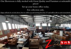 We have been supplying new & used office furniture of the highest quality to the Gauteng business fraternity for the last 10 years. Office Furniture Suppliers, Used Office Furniture, Business Furniture, New Furniture, Round Conference Table, Rental Solutions, Reception Counter, Roller Doors, Soft Seating