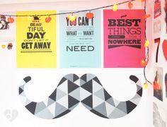 Meu home office, mas as ideias são pra você :-) - dcoracao.com - blog de decoração