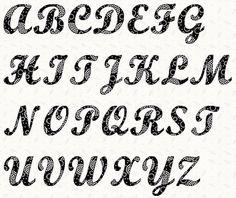 Free Monogram Templates | Free Monogram Stencils Printable ...