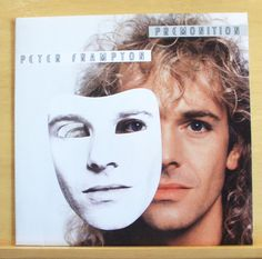 PETER FRAMPTON Premonition - Vinyl LP Humble Pie - Lying Hiding from a Heartache