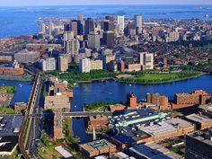 Boston.  You know it.