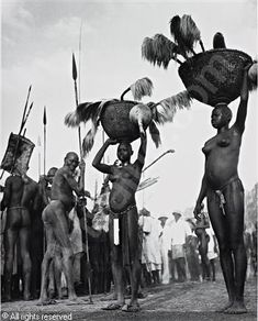 TRIP DOWN MEMORY LANE: NUBA PEOPLE: AFRICA`S ANCIENT PEOPLE OF SOUTH SUDAN