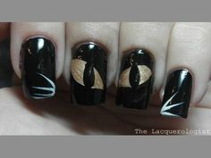 http://youngcraze.com/halloween-nail-art-ideas-for-girls/ Halloween Nail Art Ideas for Girls - Young Craze
