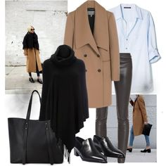 The Camel Coat by sofiehoff on Polyvore featuring MANGO, Mulberry, Wallis, The Row, Acne Studios and Forever 21