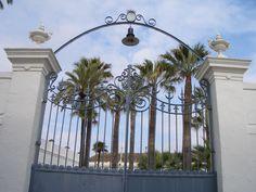 Villamanrique's Palace Gate. Villamanrique de la Condesa, Spain