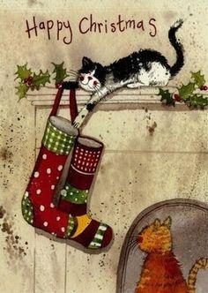 """""""Happy Christmas"""" by by Alex Clark"""