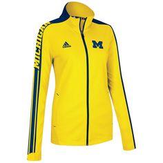 GO BLUE!! - - Adidas University of Michigan Football