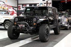 Jeep : Wrangler Unlimited Rubicon Sport Utility 4-Door in Jeep | eBay Motors