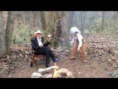 Matchless Campfire Man vs Little Zombie