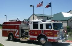 Prosper Volunteer Fire Department (TX)   Engine 11 http://setcomcorp.com/headsets.html