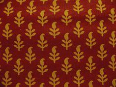 Items similar to Hand block printed maroon cotton fabric with mustard yellow paisley - fat quarter on Etsy Fabulous Fabrics, Indian Designer Wear, Mustard Yellow, Paisley, Cotton Fabric, Fat, Printed, Creative, Handmade