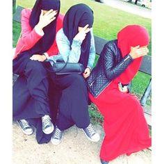 jilbab tumblr - Recherche Google Muslim Girls, Muslim Women, Muslim Fashion, Hijab Fashion, Bff, Girls Status, Pic Pose, Muslim Hijab, Hijabi Girl