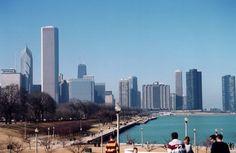 Chicago jesienią... Chicago - Illinois - USA #Chicago #Illinois #USA #photography #city #Polacy_w_USA #Polonia #wietrzne #miasto #windy #city