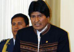 Governo boliviano aprova sanções contra Israel e coloca país na 'lista negra' | #EvoMorales, #Israel, #ListaNegra, #MahmoudAhmadinejad, #OrganizaçõesTerroristas