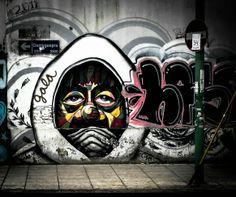 Street art. Graffiti. Buenos Aires, Argentina. Shot and edit by Monica Mikhael. https://flic.kr/p/nxK1YU