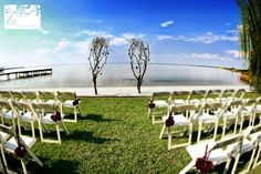 Destination Wedding Ideas - Bentley's on the Bay  Destination wedding Repinned by Moments Photography www.MomentPho.com