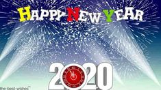 Happy New Year 2020 Images For You new year wishes images 2020