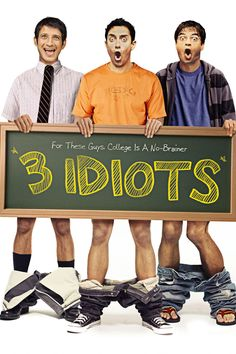 3 IDIOTS. !!