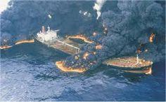Картинки по запросу castillo de bellver oil spill 1983