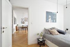 Mieszkanie na Woli   Apartment in Wola, Warsaw - Marta Czeczko - architektura wnętrz   interior design Oversized Mirror, Interiors, Furniture, Home Decor, Decoration Home, Room Decor, Home Furnishings, Decor, Home Interior Design