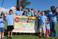 Use the Outdoor Banner to set the overall look and feel for G-Force! First impressions are vital so use the large banner to prepare and inform your church and community about G-Force Adventure Park VBS. This Outdoor Banner will be available to purchase from Cokesbury! cokesburyvbs.com
