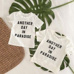 Coming to the site this Saturday at 5am our Another Day in Paradise makes a return, just in time for your summer vacation. Available in…