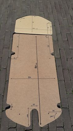 Bullitt board dimensions