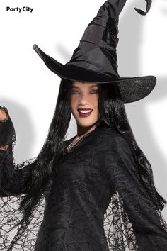 Hop on the broom and shop our assortment of ready-to-wear witch costumes or witch dresses that you can add accessories to for a truly unique DIY witch Halloween costume – no spell required. Witch Costumes, Group Costumes, Adult Costumes, Halloween Costumes, Witch Dress, Cowboy Hats, Ready To Wear, How To Make, How To Wear