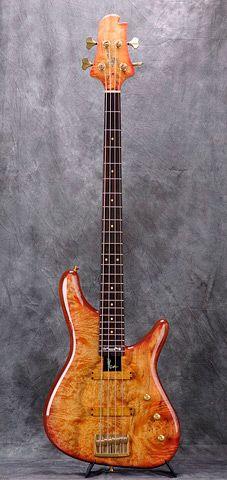 Sugi Guitars NB4 10th Anniversary LC Bass