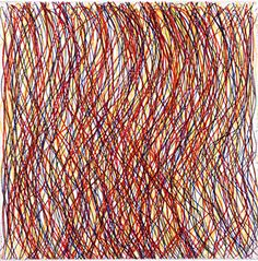Sol LeWitt, Small Etchings/Color #5, 1999, Crown Point Press