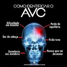 Sintomas do AVC: - Dificuldade em levantar - Perda de equilíbrio - Dor de cabeça - Visão Turva - Dormência nos membros - Parece que vai desmaiar  Fique atento(a)!  #avc #heart #health #saude #acidentevascularcerebral Medicine Notes, Medicine Student, Medical Memes, Psychology Studies, Study Organization, Medical Anatomy, Human Anatomy And Physiology, Med Student, Science Biology