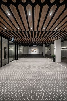 Atrium Design, Entrance Design, Garage Design, House Design, Garage Windows, Corporate Interior Design, Driveway Lighting, Luxury Garage, 3d Modelle