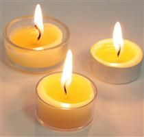 How beeswax tealights can be even greener than you thought.