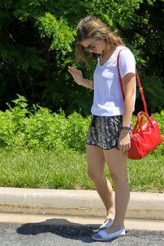 Summer Uniform #summer #style #blogger #outfits #espadrilles