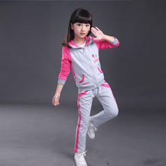 $23.48 (Buy here: https://alitems.com/g/1e8d114494ebda23ff8b16525dc3e8/?i=5&ulp=https%3A%2F%2Fwww.aliexpress.com%2Fitem%2F2016-Autumn-Children-Girls-Tracksuits-Long-Sleeve-Clothing-Sets-Girls-Color-Matching-Sports-Outfit-Kids%2F32725561982.html ) 2016 Aut