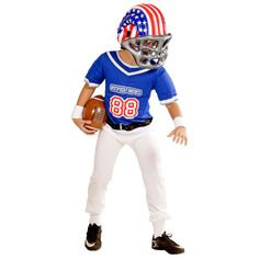 Casque Star Football Enfant #chapeauxdéguisements #accessoiresdéguisements #accessoiresphotocall