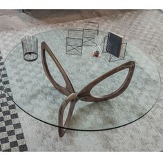Cattelan Italia Helix, la mesita que nos hace volar Diseño Piero de Longhi…
