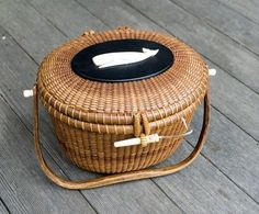 jose reyes nantucket lightship basket I want one of these for my beach house.