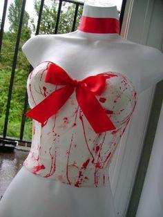 sexy halloween costume ZOMBIE BRIDE