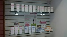 Holos Skincare in Irwins Pharmacy, Milton and Togher in Cork