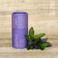 Levanduľa & mäta - prírodný deodorant