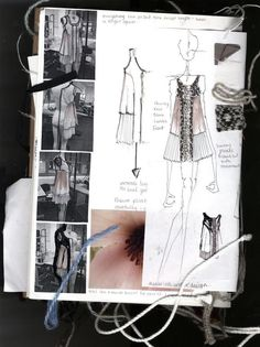 Fashion Inspiration and Creative Process