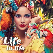 KIKO - Life in Rio (Summer colection)