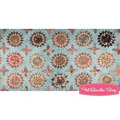 Color Daze Prints Summer Sky Picnic Quilt Panel <br/>SKU