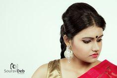 Glamour in Saree