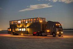 Anderson Mobile Estates The Heat-Double Decker Deluxe Motorhome! Luxury Rv, Luxury Life, Luxury Camping, Luxury Travel, Vin Diesel, Luxury Mobile Homes, Rv Show, The Heat, Luxury Motorhomes