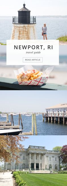 Newport, Rhode Island Travel Guide: where to stay, shop, eat and explore.