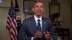 WASHINGTON: President Obama's Weekly Address